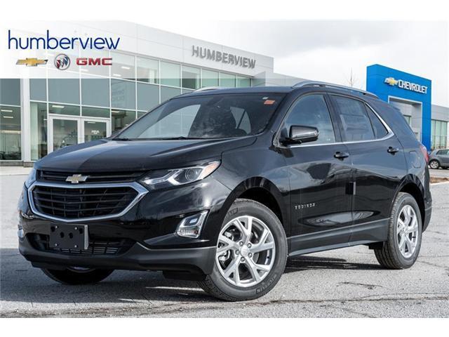 2019 Chevrolet Equinox LT (Stk: 19EQ093) in Toronto - Image 1 of 22