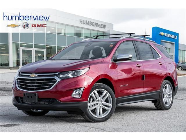 2019 Chevrolet Equinox Premier (Stk: 19EQ099) in Toronto - Image 1 of 22