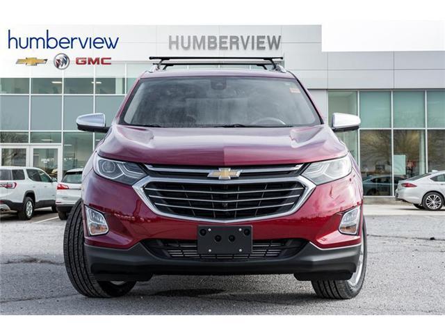 2019 Chevrolet Equinox Premier (Stk: 19EQ099) in Toronto - Image 2 of 22