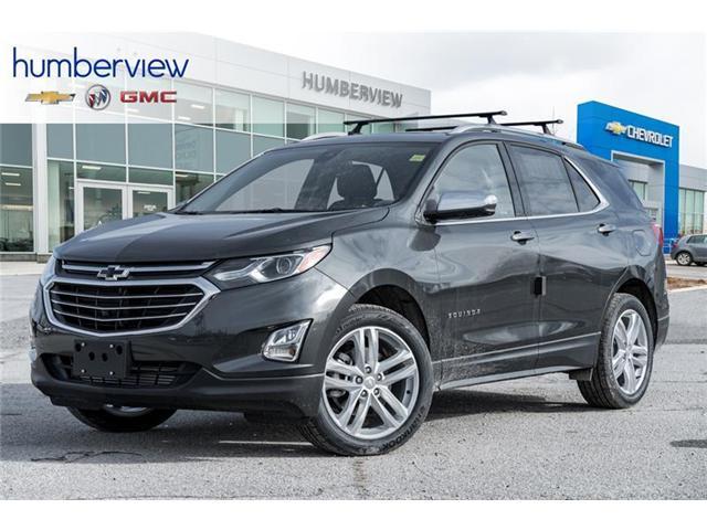 2019 Chevrolet Equinox Premier (Stk: 19EQ107) in Toronto - Image 1 of 22