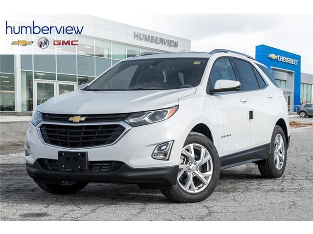 2019 Chevrolet Equinox LT (Stk: 19EQ111) in Toronto - Image 1 of 20