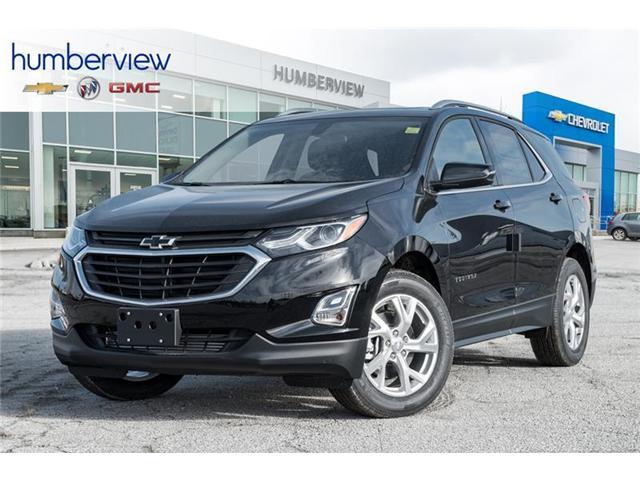 2019 Chevrolet Equinox LT (Stk: 19EQ122) in Toronto - Image 1 of 20