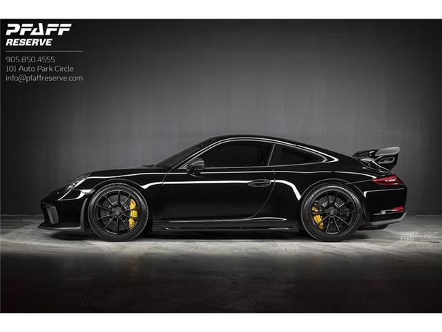 2018 Porsche 911 GT3 (Stk: MU2013) in Woodbridge - Image 1 of 18