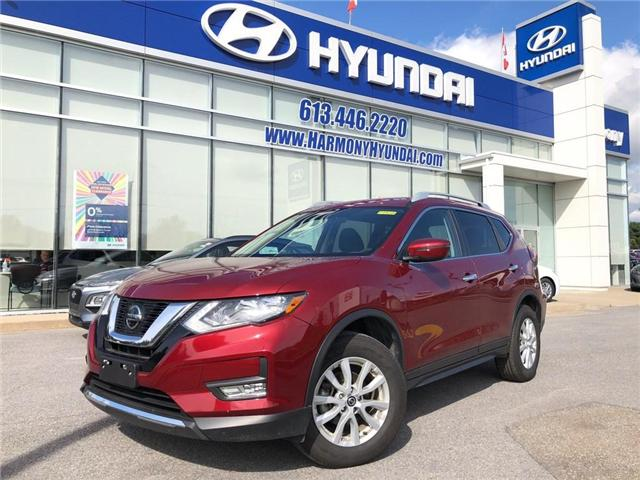2018 Nissan Rogue  (Stk: P741A) in Rockland - Image 1 of 19