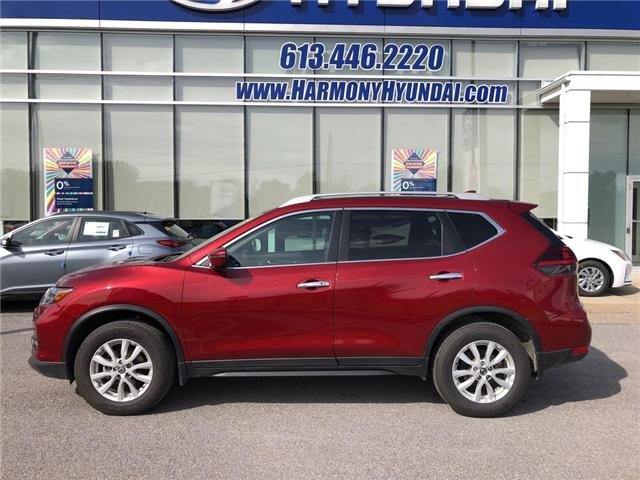 2018 Nissan Rogue  (Stk: P741A) in Rockland - Image 2 of 19