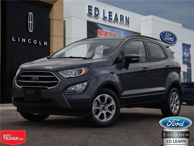 2018 Ford EcoSport SE (Stk: 18EC1007) in St Catharines - Image 1 of 24