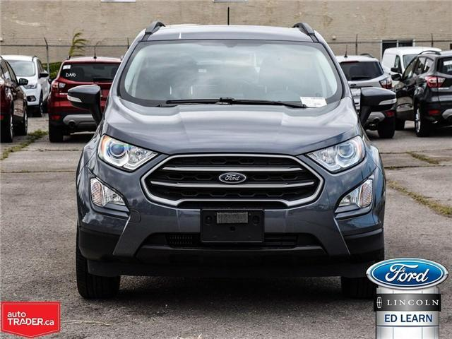 2018 Ford EcoSport SE (Stk: 18EC1007) in St Catharines - Image 2 of 24