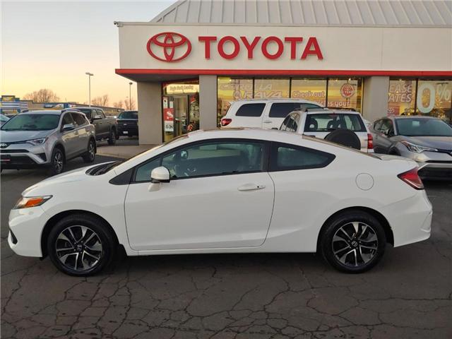 2014 Honda Civic EX (Stk: 1812001) in Cambridge - Image 1 of 14