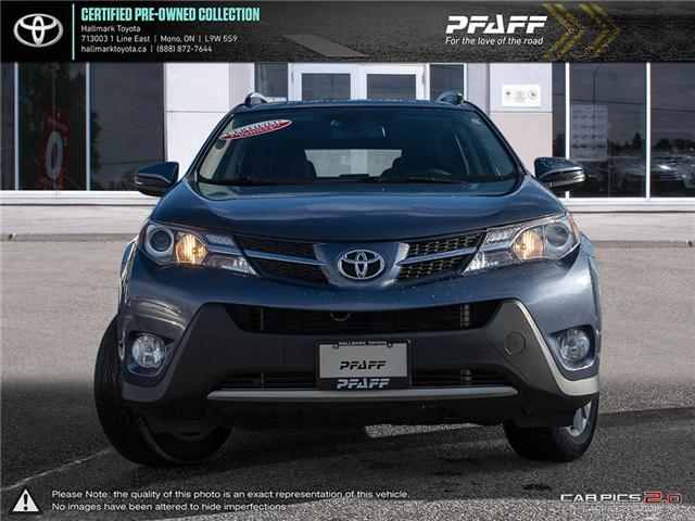 2014 Toyota RAV4 AWD Limited (Stk: HU4519) in Orangeville - Image 2 of 26