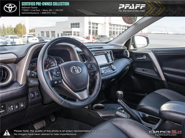 2014 Toyota RAV4 AWD Limited (Stk: HU4519) in Orangeville - Image 13 of 26