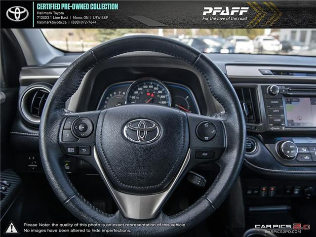 2014 Toyota RAV4 AWD Limited (Stk: HU4519) in Orangeville - Image 14 of 26