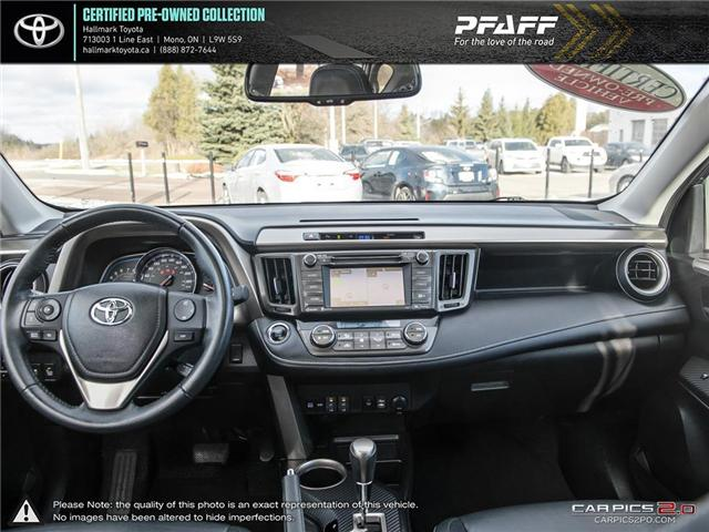 2014 Toyota RAV4 AWD Limited (Stk: HU4519) in Orangeville - Image 25 of 26