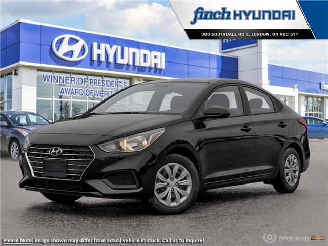 2019 Hyundai Accent ESSENTIAL (Stk: 86058) in London - Image 1 of 23