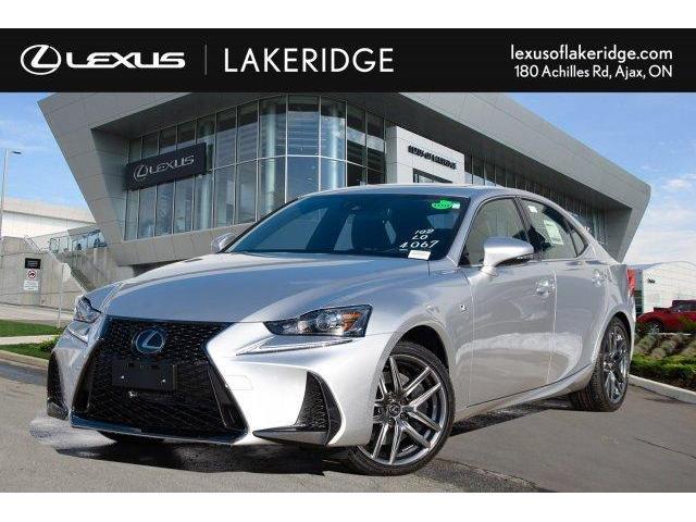 2019 Lexus IS 300 Base (Stk: L19175) in Toronto - Image 1 of 27