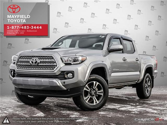 2017 Toyota Tacoma TRD Sport (Stk: 190398A) in Edmonton - Image 1 of 20