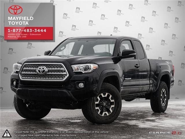 2016 Toyota Tacoma TRD Off Road (Stk: 1862661A) in Edmonton - Image 1 of 20