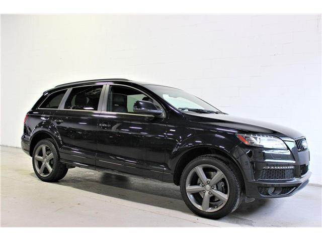 2015 Audi Q7 3.0T Sport (Stk: 007344) in Vaughan - Image 1 of 30
