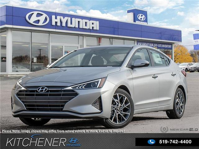 2019 Hyundai Elantra Luxury (Stk: 58419) in Kitchener - Image 1 of 23
