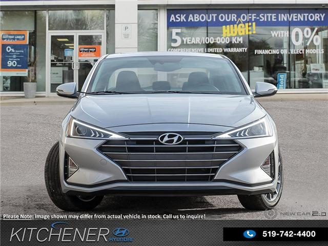 2019 Hyundai Elantra Luxury (Stk: 58419) in Kitchener - Image 2 of 23