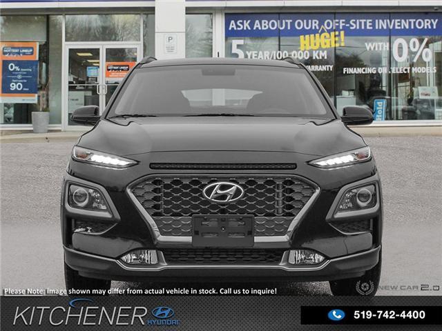 2019 Hyundai KONA 1.6T Trend (Stk: 58418) in Kitchener - Image 2 of 23