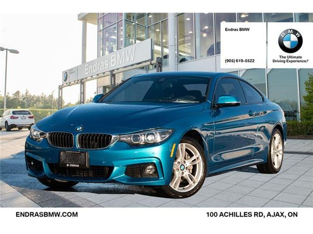 2019 BMW 430i xDrive (Stk: 41010A) in Ajax - Image 1 of 20