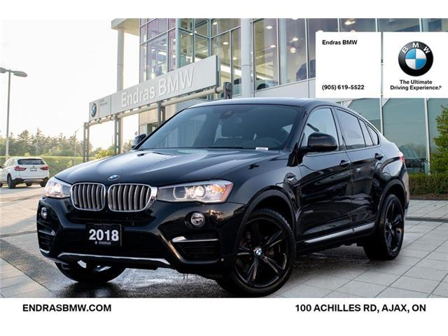 2018 BMW X4 xDrive28i (Stk: P5712) in Ajax - Image 1 of 22