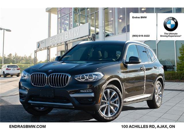 2019 BMW X3 xDrive30i (Stk: 35333) in Ajax - Image 1 of 21