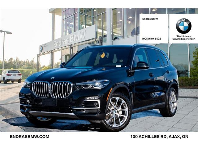 2019 BMW X5 xDrive40i (Stk: 52404) in Ajax - Image 1 of 22
