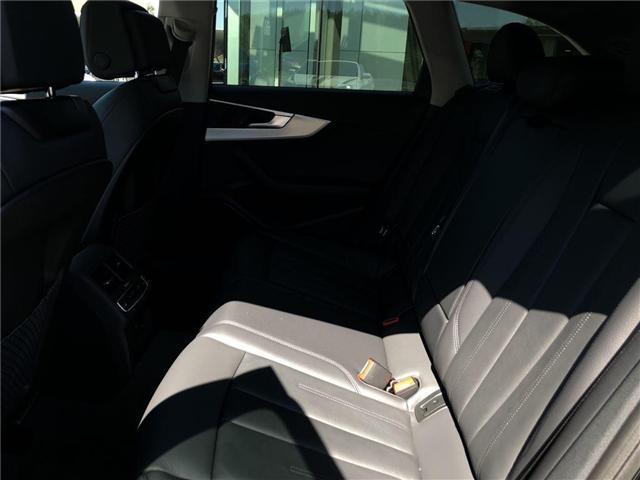 2018 Audi A4 allroad 2.0T Technik (Stk: N4659) in Calgary - Image 10 of 21