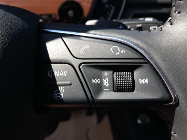 2018 Audi A4 allroad 2.0T Technik (Stk: N4659) in Calgary - Image 15 of 21