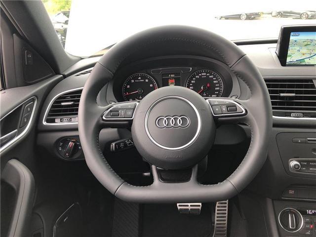 2018 Audi Q3 2.0T Technik (Stk: N4754) in Calgary - Image 16 of 22