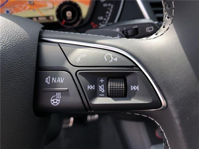2018 Audi SQ5 3.0T Technik (Stk: N4864) in Calgary - Image 17 of 23