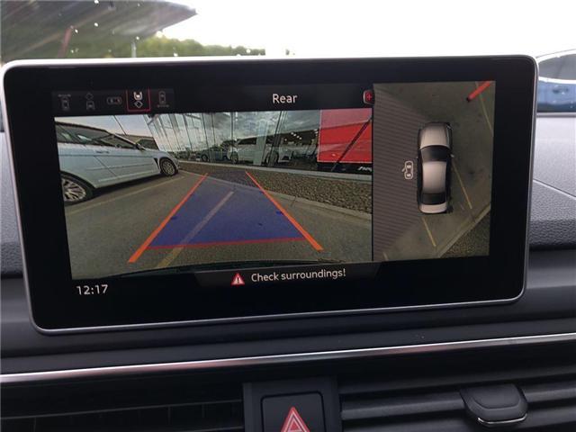 2018 Audi A4 2 0T Technik for sale in Calgary - Audi Royal Oak