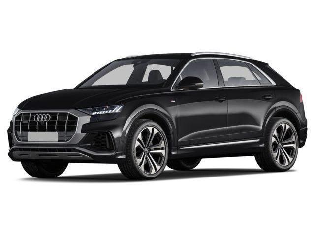 2019 Audi Q8 55 Progressiv (Stk: N5022) in Calgary - Image 1 of 3