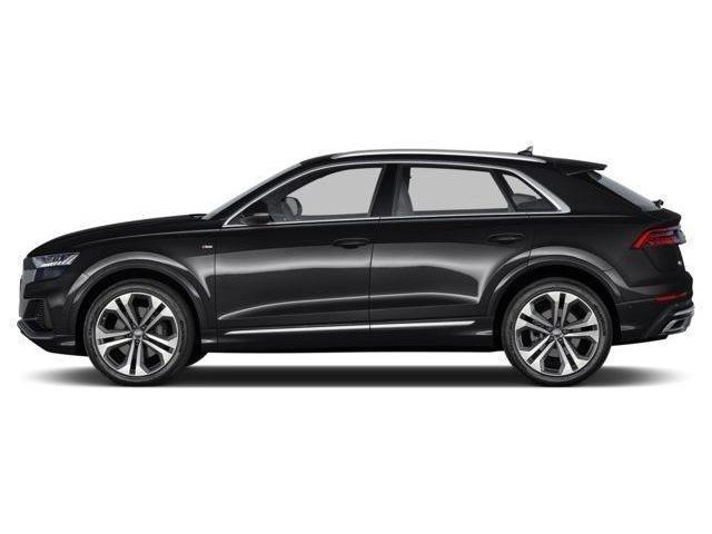 2019 Audi Q8 55 Progressiv (Stk: N5022) in Calgary - Image 2 of 3