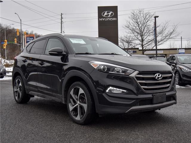 2016 Hyundai Tucson Luxury (Stk: R86407A) in Ottawa - Image 1 of 12