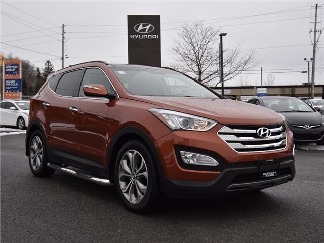 2014 Hyundai Santa Fe Sport 2.0T SE (Stk: P3236) in Ottawa - Image 1 of 12