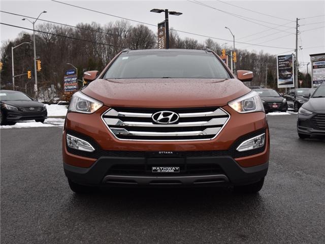 2014 Hyundai Santa Fe Sport 2.0T SE (Stk: P3236) in Ottawa - Image 2 of 12