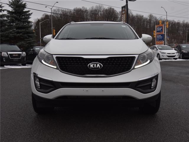 2015 Kia Sportage EX (Stk: P3235) in Ottawa - Image 2 of 12