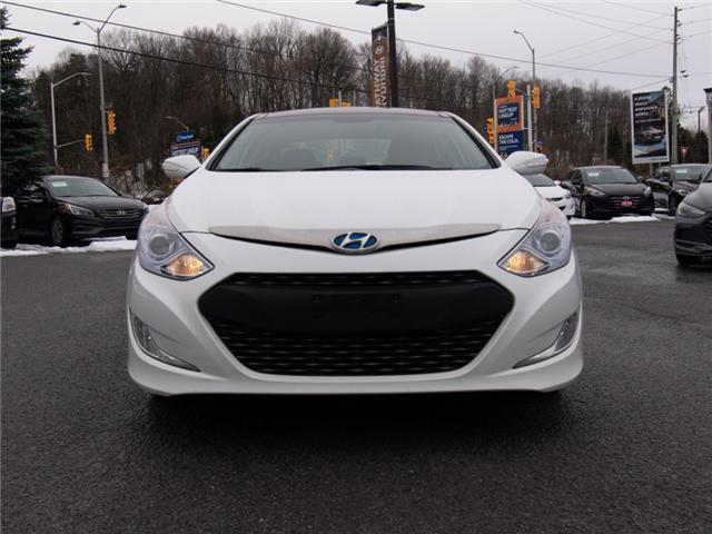 2015 Hyundai Sonata Hybrid Limited (Stk: P3237) in Ottawa - Image 2 of 12