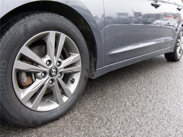 2017 Hyundai Elantra GL (Stk: P3241) in Ottawa - Image 4 of 11
