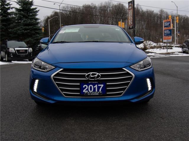 2017 Hyundai Elantra GL (Stk: P3194) in Ottawa - Image 2 of 12