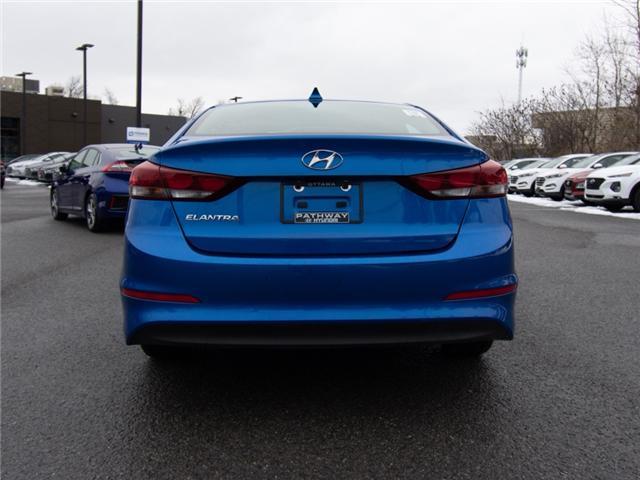 2017 Hyundai Elantra GL (Stk: P3194) in Ottawa - Image 6 of 12