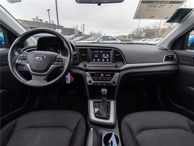 2017 Hyundai Elantra GL (Stk: P3194) in Ottawa - Image 7 of 12