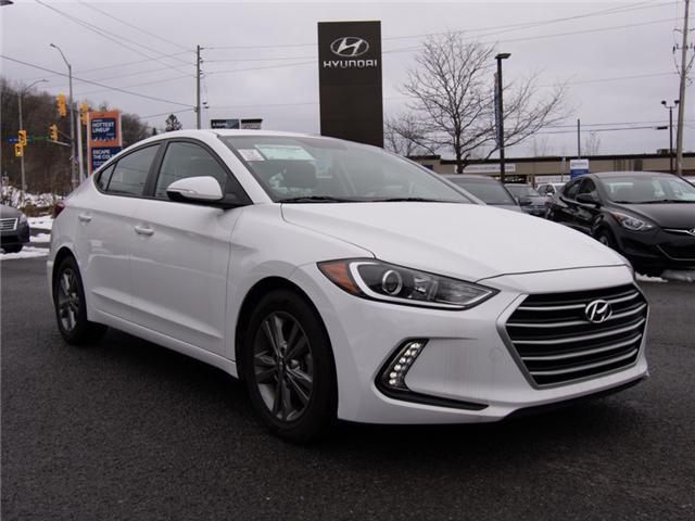 2017 Hyundai Elantra GL (Stk: P3178) in Ottawa - Image 1 of 12