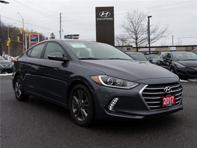 2017 Hyundai Elantra GL (Stk: P3187) in Ottawa - Image 1 of 12