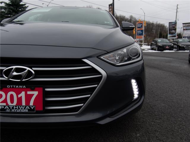 2017 Hyundai Elantra GL (Stk: P3187) in Ottawa - Image 3 of 12