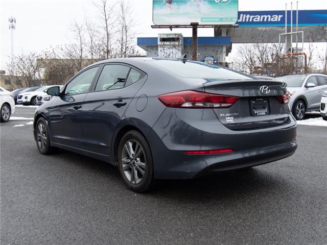 2017 Hyundai Elantra GL (Stk: P3187) in Ottawa - Image 6 of 12