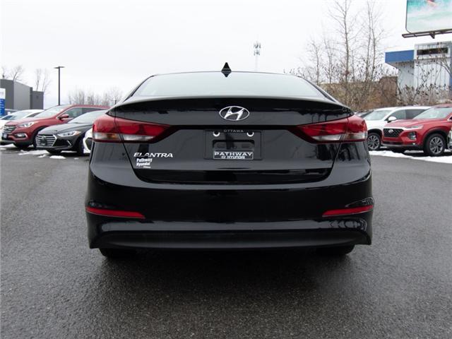 2017 Hyundai Elantra GL (Stk: P3197) in Ottawa - Image 7 of 12