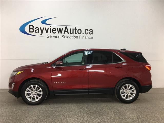 2018 Chevrolet Equinox LT (Stk: 34122R) in Belleville - Image 1 of 30